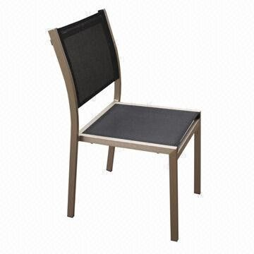 Outdoor Dining Chair, Also Suitable for Indoor Use from China