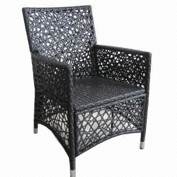 Outdoor furniture, a popular rattan chair in KD design from China